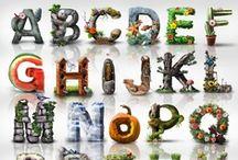 Inspiration | Alphabet
