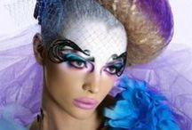 Creative Make Up  / Collection of Inspirational Pictures
