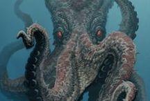 Theme: Octopus