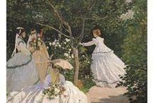 Art: In the Garden / by carla canonica
