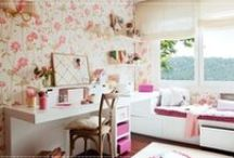 Renovation Ideas: Teen Bedroom / Gaea's room furniture