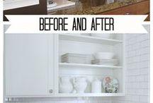 Before & After Cabinet Design