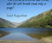 Inspirational Travel Quotes / Inspirational Travel Quotes | Quotes about Travel