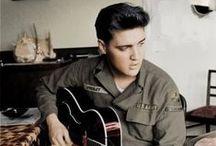 Elvis Presley / by Tammy