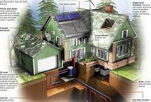 Zero Energy Architecture (& related)
