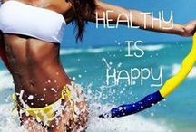 Healthy Living / Be amazed at how good your body can feel by living a healthy and natural life with Nature Home Asia
