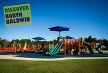 Parks in North Baldwin County Alabama / From skating to swimming and sports to nature, North Baldwin has any park you can think of.