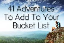 Travel Bucket List