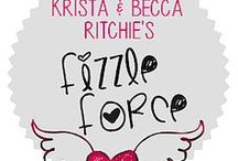 Fizzle Force Buttons / Grab a Fizzle Force Button and show your Fizzle Force pride & love!  Fizzle Force is the fandom name surrounding all of our books. You are a part of the Fizzle Force if you love our books! WELCOME ALL *group hugs* Instructions on how to upload the button / badge: http://bit.ly/2zA4dAw