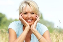 Menopause / Menopause symptom relief using natural remedies, diet and lifestyle tips. Don't suffer hot flashes, mood swings or any other annoying symptom while going through a natural phase in your life.
