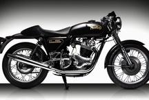 Cafe Racer / Cafe style custom motorcycles. / by Doug Godbey