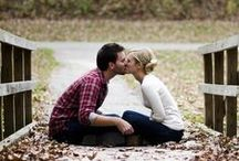 Fun Engagement Ideas! / These are ideas from other photographers that inspire us!