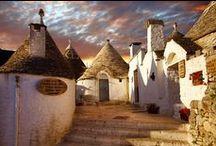 PUGLIA - Apulia Italy / Trulli, masserie, castelli, cattedrali, gravine, grotte, mare e spiagge, cibo e vino, questa è la PUGLIA