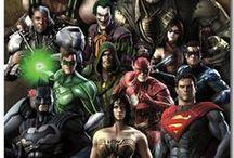 Héroes & Comic Stars