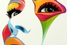 Arte, creatività e curiosità! / Arte e creazioni fonti di ispirazioni