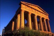MAGNA GRECIA / Puglia, Lucania, Calabria e Campania, la Magna Grecia che insieme alla Sicilia eguagliò e spesso superò la madre patria Grecia.