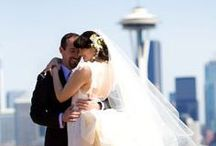 Seattle Style! / These are our favorite Wedding Shots from the Emerald City!