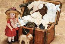 Antique Dolls / Старинные куклы