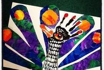Kid's ART / Идеи для работы с детьми.