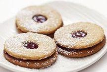 Pikkuleivät, cookiet yms.