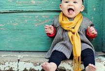 Infantil / Crianças fofas com lindos acessórios que  podemos fazer