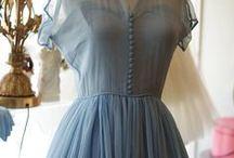 Ubrania z dawnych epok