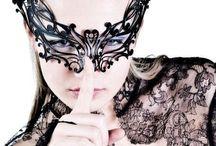 Mascaras para festas / Máscara