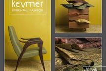 Keymer   Jorvik / Upholstery Fabrics - Meubelstoffen   Keymer Essential Fabrics    Collectie Jorvik   82% wo, 10% li, 8% pa