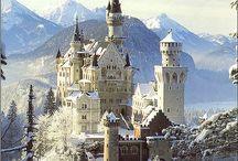 Slott och borgar / castles
