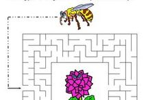 Labyrinter / maze