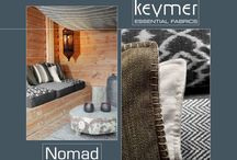 Keymer | Nomad / Upholstery Fabrics - Meubelstoffen | Keymer Essential Fabrics | Natural tones combined with oriental designs