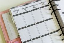Planner / Calendar / Organizer