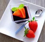 Recipes: Desserts & Drinks