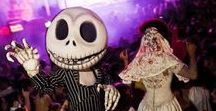 Gothic Themed Wedding / A gothic themed wedding can be either glamorous and dramatic or dark and creepy, and is ideal if you're looking for something a little off the beaten track.