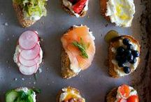 Unique Event Catering / Fabulous ideas to get your stomach rumbling at events