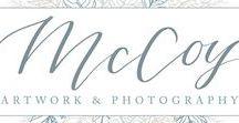 McCoy Artwork & Photography Brand Inspiration