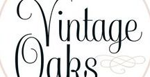 Vintage Oaks Banquet Barn Brand Inspiration / Launch Your Daydream | Custom Brand Design Inspiration | Color Palette Inspiration | Wedding Venue Brand Inspiration | Barn Wedding Brand