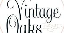 Vintage Oaks Banquet Barn Brand Inspiration / Launch Your Daydream | Custom Brand Design Inspiration | Color Palette Inspiration | Wedding Venue Brand Inspiration | Barn Wedding Brand