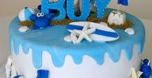Beach Baby Shower / Beach baby shower ideas including decorations, invitations, favors and centerpieces for beach themed baby showers