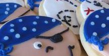 Pirate Party Ideas / Pirate party ideas including pirate party games, pirate party food, pirate party invitations, pirate party favors, pirate party decorations and pirate party cake ideas. Inspiration for planning a children's pirate party including a pirate girl party.s including