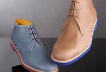 T&F Slack Shoemakers London  / by NottingChic