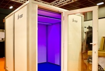 The M-Pod / M-Pods® are modular soundproof pods, ideal for music practice at home.
