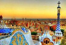 Barcelona / #Barcelona #arquitectura #ciudad #calles #edificios  #modernismo