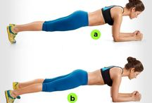 Plank oefeningen