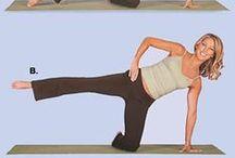 Heup & dijbeen oefeningen