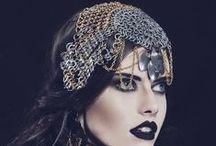 Headpieces / Interesting/inspirational Headpiece images