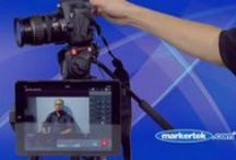 Markertek Exclusive Videos / The Markertek News Channel provides insight on hot technology issues and trends that impact media professionals and technology organizations - from a customer-centric, brand neutral perspective.  http://www.youtube.com/user/MarkertekVideoSupply
