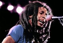 ♥Bob Marley→