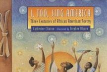 National Poetry Month / Check out some our children's poetry books during National Poetry month!