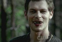 """The Originals / La serie tv sui vampiri """"originali"""" #TeamKlaus"""